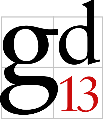 graphdrawing 2013 logo